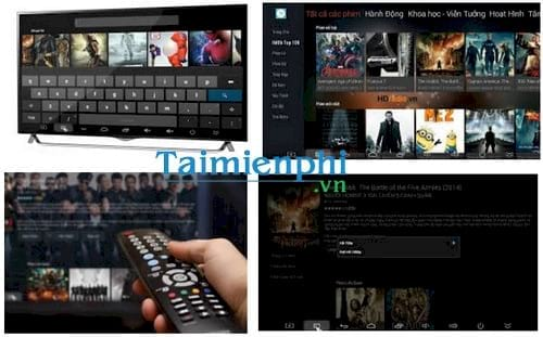 iMovie APK - iMovie Android TV Box, xem phim full HD trên Android TV B