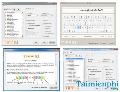 tipp10 free typing