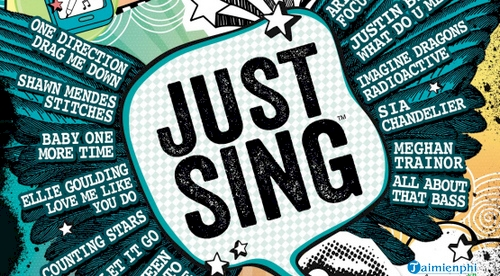 huong dan su dung phan mem karaoke just sing