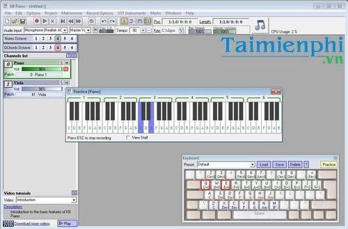 kb piano phan mem mo phong dan piano tren may tinh 8