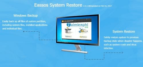 phan mem sao luu va hoi phuc he thong eassos system restoresos system restore