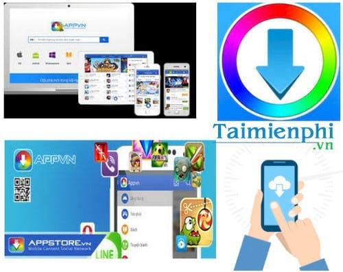 Download Appvn cho iPhone 5 0 - Tìm kiếm và download các ứng