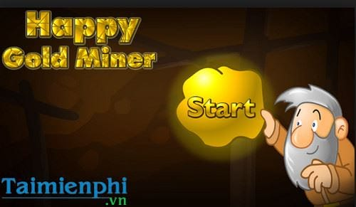 happy gold miner cho android