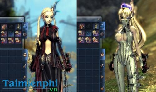 mod skin blade and soul