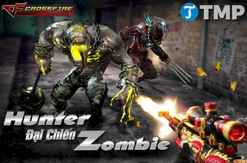 CF Mobile - Crossfire Legends cho Android, iPhone, HTC, Game bắn súng