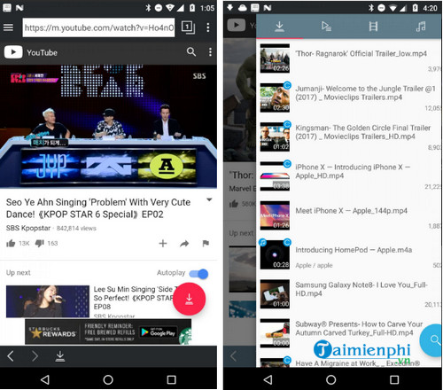 tubemate 3 for android