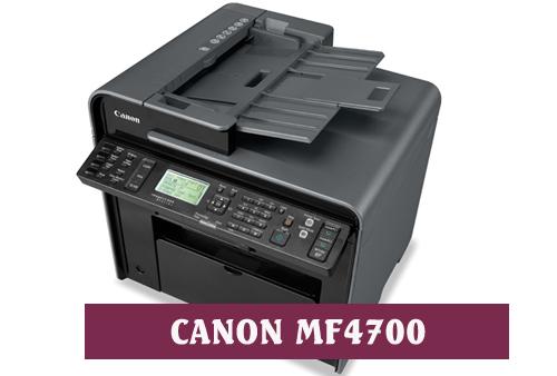canon mf4700