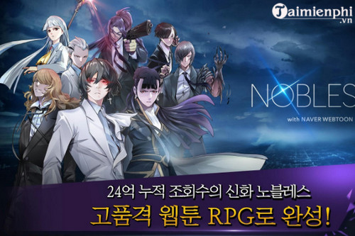 noblesse for android