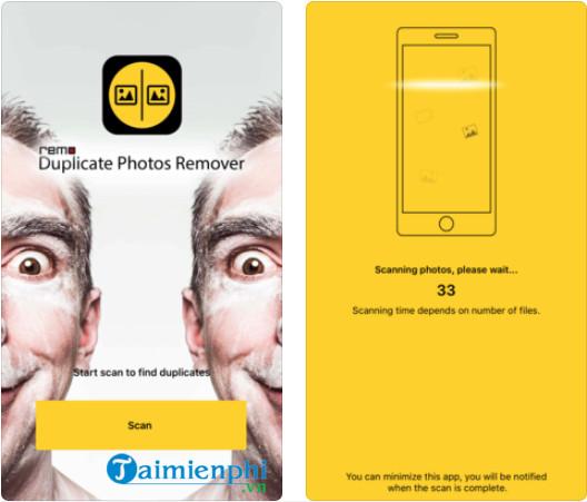 remo duplicate photos remove