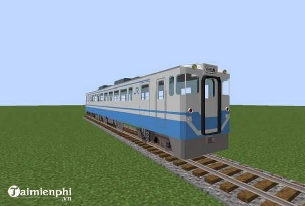 real train mod