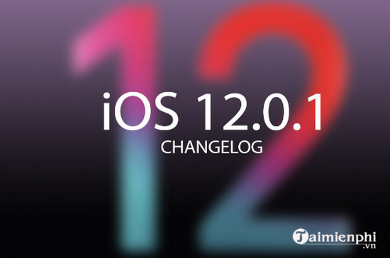 ios 12 0 1