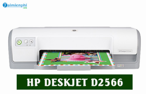driver hp deskjet d2566 for mac
