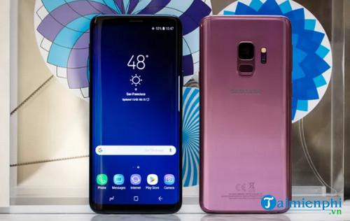 Samsung Galaxy S9 Ringtone - Tải nhạc chuông Samsung S9 mp3