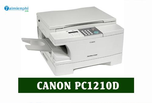 canon pc1210d