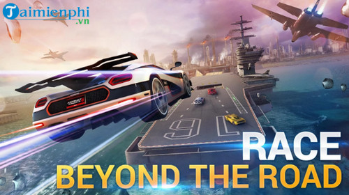 asphalt 8 airborne cho windows 8