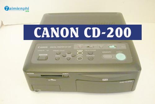 canon cd 200
