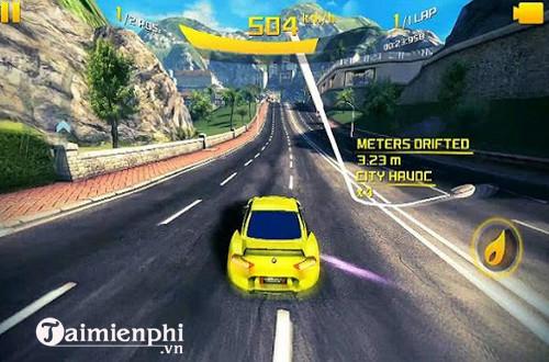 asphalt 9 cho ios