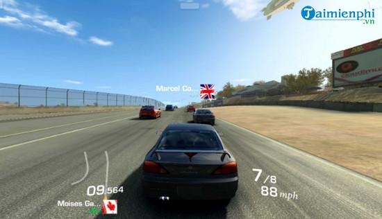 real racing nitro asphalt 3d