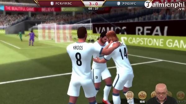 Download 360mobi Ngôi Sao Bóng Đá - Game quản lý và xây dựng đội bóng