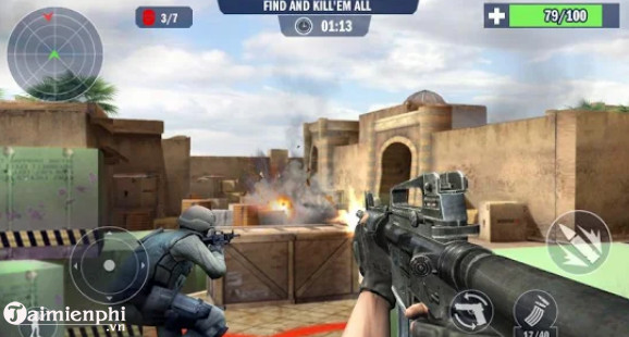 counter terrorist cho android