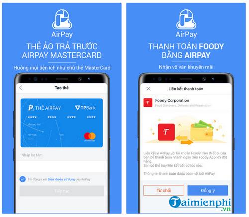 Download Ví điện tử AirPay - Ứng dụng chuyển tiền, nạp tiền điện thoại, mua  thẻ game