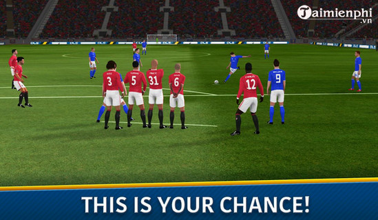 dream league soccer 2016 cho android