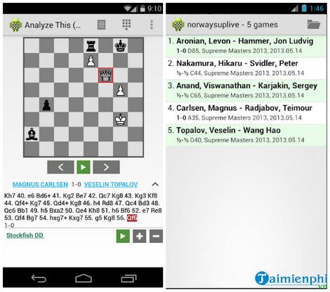 chess analyze