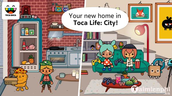 toca life city