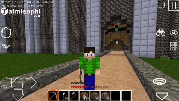 worldcraft mini sandbox world cho ios