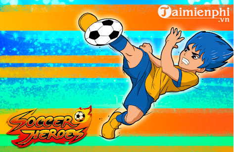 soccer heroes 2018 cho android