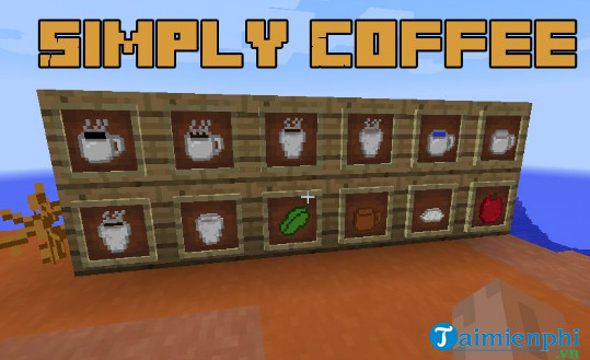 simply coffee mod