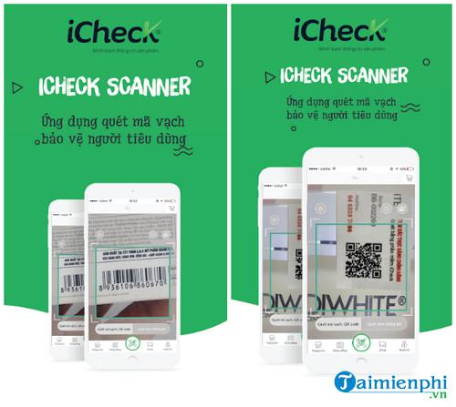 icheck scanner