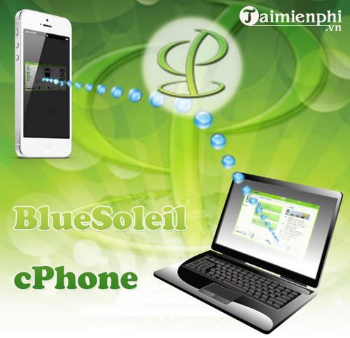 bluesoleil cphone