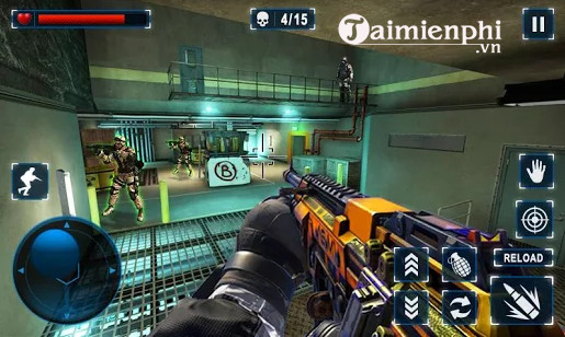 army counter terrorist shooter fps