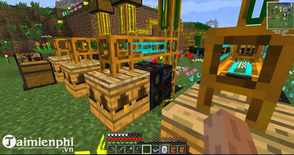 more bees mod