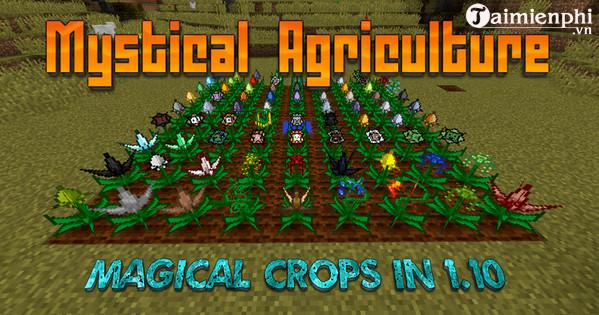 mystical agriculture mod