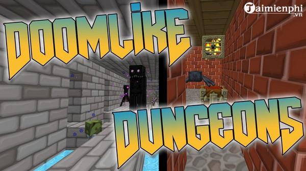 doomlike dungeons mod