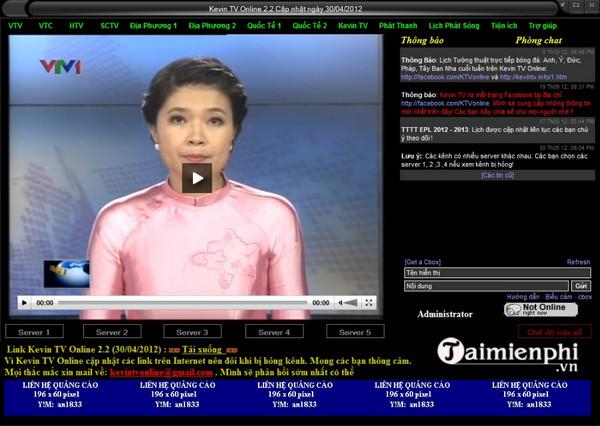 kevin tv online