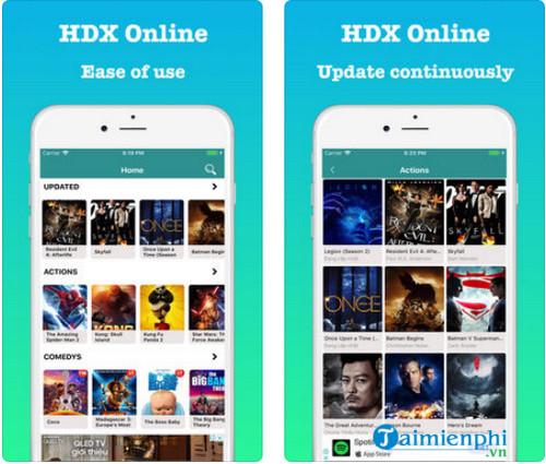 hdx online