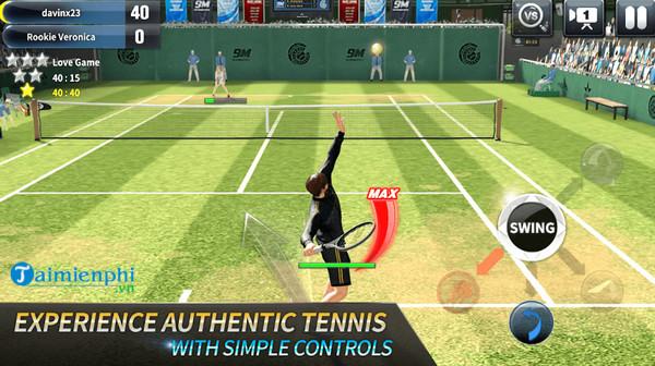 ultimate tennis
