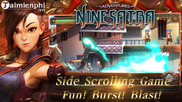 nine satra mobile