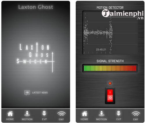 Tải Ghost Tracker EMF EVP Recorder, ứng dụng săn ma cho Android, iOS -