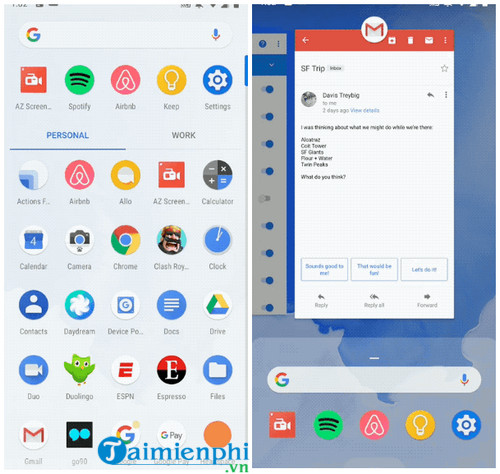 Android Pie - Android 9 Pie, phiên bản Android mới nhất -taimienphi vn