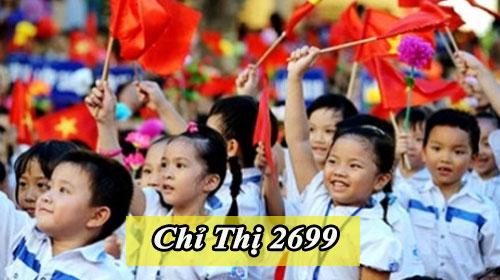 chi thi 2699