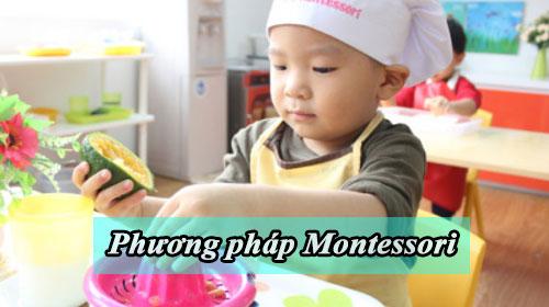 phuong phap montessori