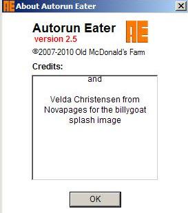 autorun eater