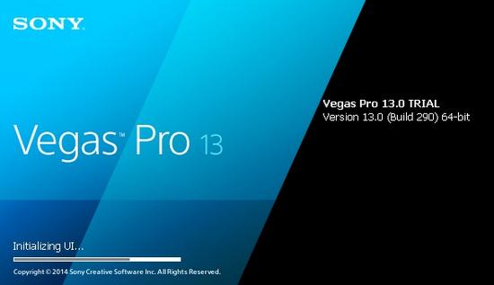 download SONY Vegas Pro