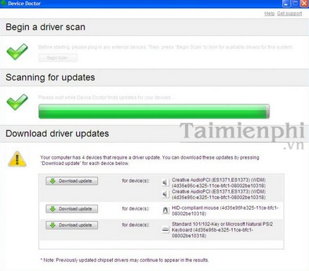 Download device doctor