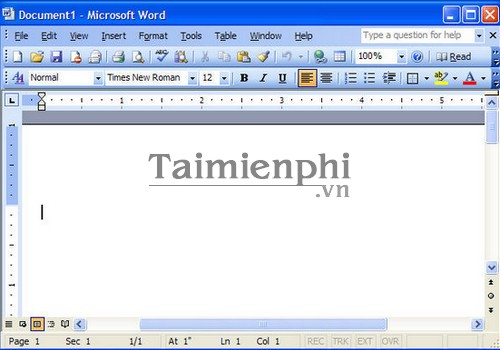 download word 2003