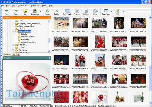 AnvSoft Photo Manager